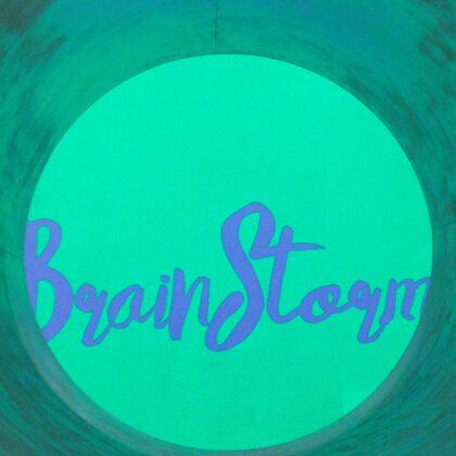 Brain storm music video